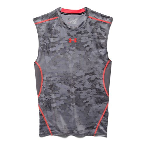 Men's Under Armour�HeatGear Armour Compression Printed Sleeve