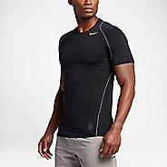 Mens Nike Hypercool Fitted Short Sleeve Technical Tops