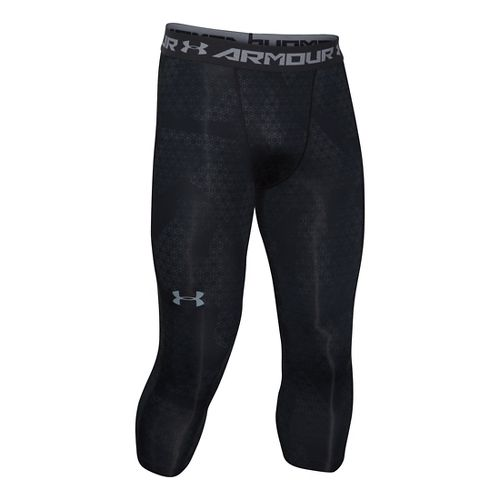 Men's Under Armour�HeatGear 3/4 Printed