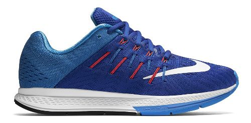 Womens Nike Air Zoom Elite 8 Running Shoe - Blue 9