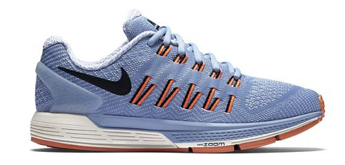 Womens Nike Air Zoom Odyssey Running Shoe - Chalk Blue 6