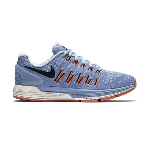Womens Nike Air Zoom Odyssey Running Shoe - Chalk Blue 6.5