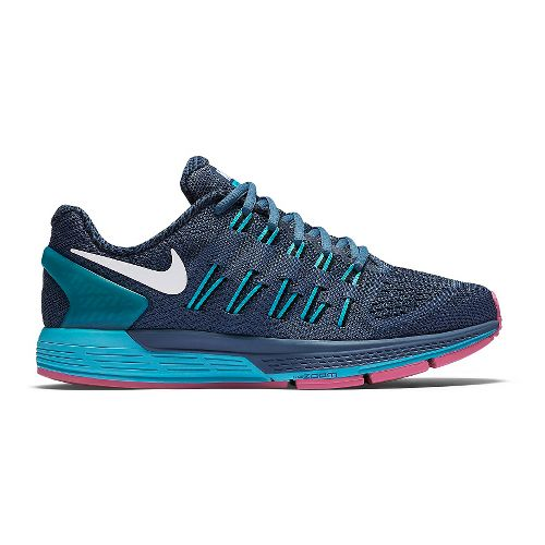 Womens Nike Air Zoom Odyssey Running Shoe - Ocean Fog 8.5