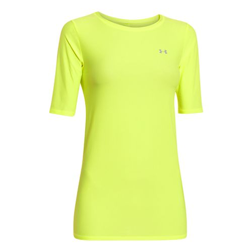 Womens Under Armour Sunblock 30 Half Sleeve Short Sleeve Technical Tops - X-Ray S