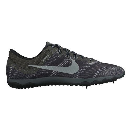 Mens Nike Zoom Rival XC Cross Country Shoe - Black/Grey 7.5