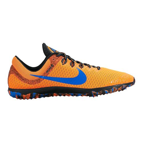 Mens Nike Zoom Rival Waffle Cross Country Shoe - Orange/Blue 11