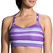 Womens Moving Comfort Uprise Crossback Sports Bra