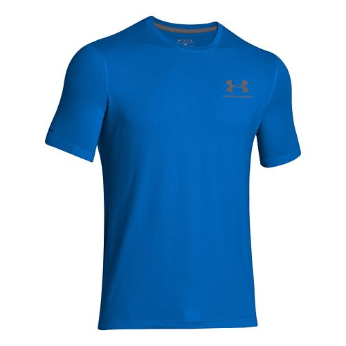 Men's Under Armour�Charged Cotton Sportstyle Left Chest Logo T