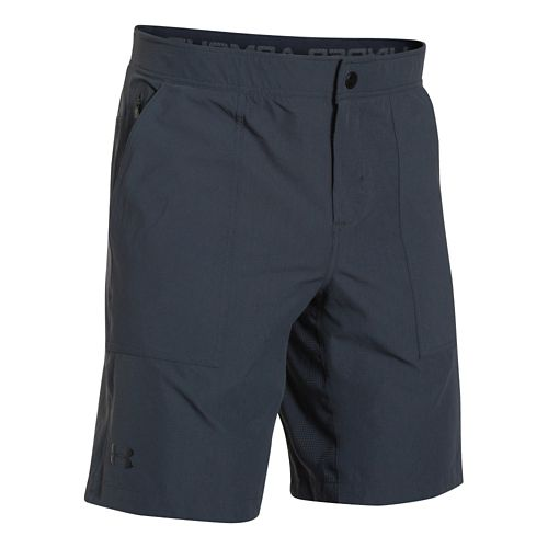 Mens Under Armour Ultimate Utility Unlined Shorts - Anthracite S