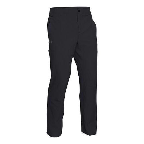 Mens Under Armour Prospect Woven Full Length Pants - Steel XXL-R