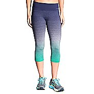 Womens Brooks Streaker Capri Tights