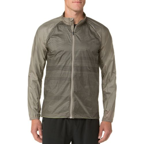 Mens Brooks LSD Outerwear Jackets - Carb S