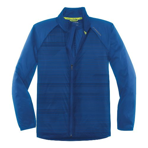 Mens Brooks LSD Outerwear Jackets - Marathon S