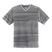 Mens Brooks Fly-By Short Sleeve Technical Tops