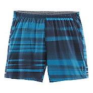 "Mens Brooks Rush 7"" Lined Shorts"