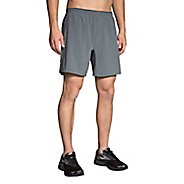 "Mens Brooks Sherpa 7"" Lined Shorts"