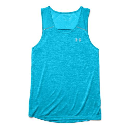 Men's Under Armour�HeatGear ArmourVent Launch Singlet