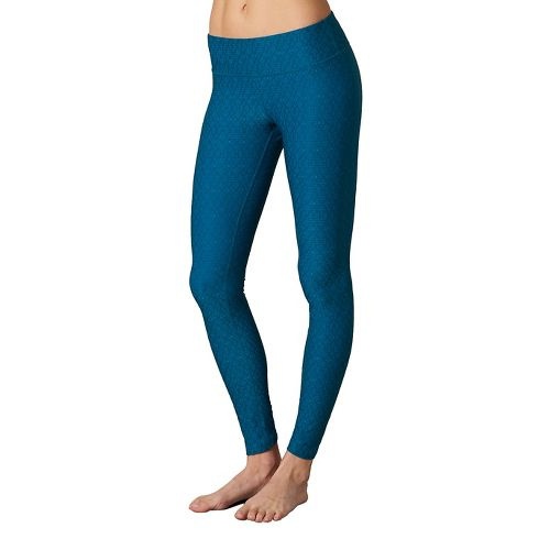 Womens Prana Misty Legging Full Length Tights - Miscellaneous XL