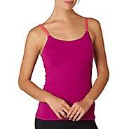 Womens Prana Nixie Top Sleeveless & Tank Technical Tops - Rich Fuchsia L
