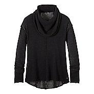 Womens Prana Minoo Sweater Long Sleeve No Zip Non-Technical Tops