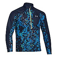 Mens Under Armour Storm Launch Pullover Long Sleeve Half Zip Technical Tops