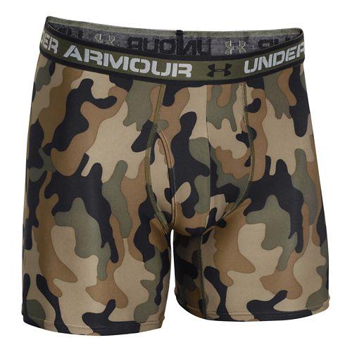 Mens Under Armour Original Series BoxerJock Fathers Day Edition (Boxed) Boxer Brief Underwear ...