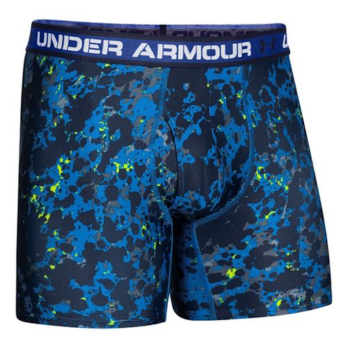 Mens Under Armour Original Series BoxerJock Fathers Day Edition (Boxed) Boxer Brief Underwear ...