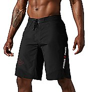 Mens Reebok CrossFit Super Nasty Mission Unlined Shorts