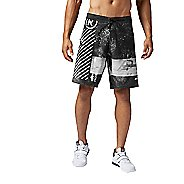 Mens Reebok CrossFit Super Nasty Core Chalk Unlined Shorts