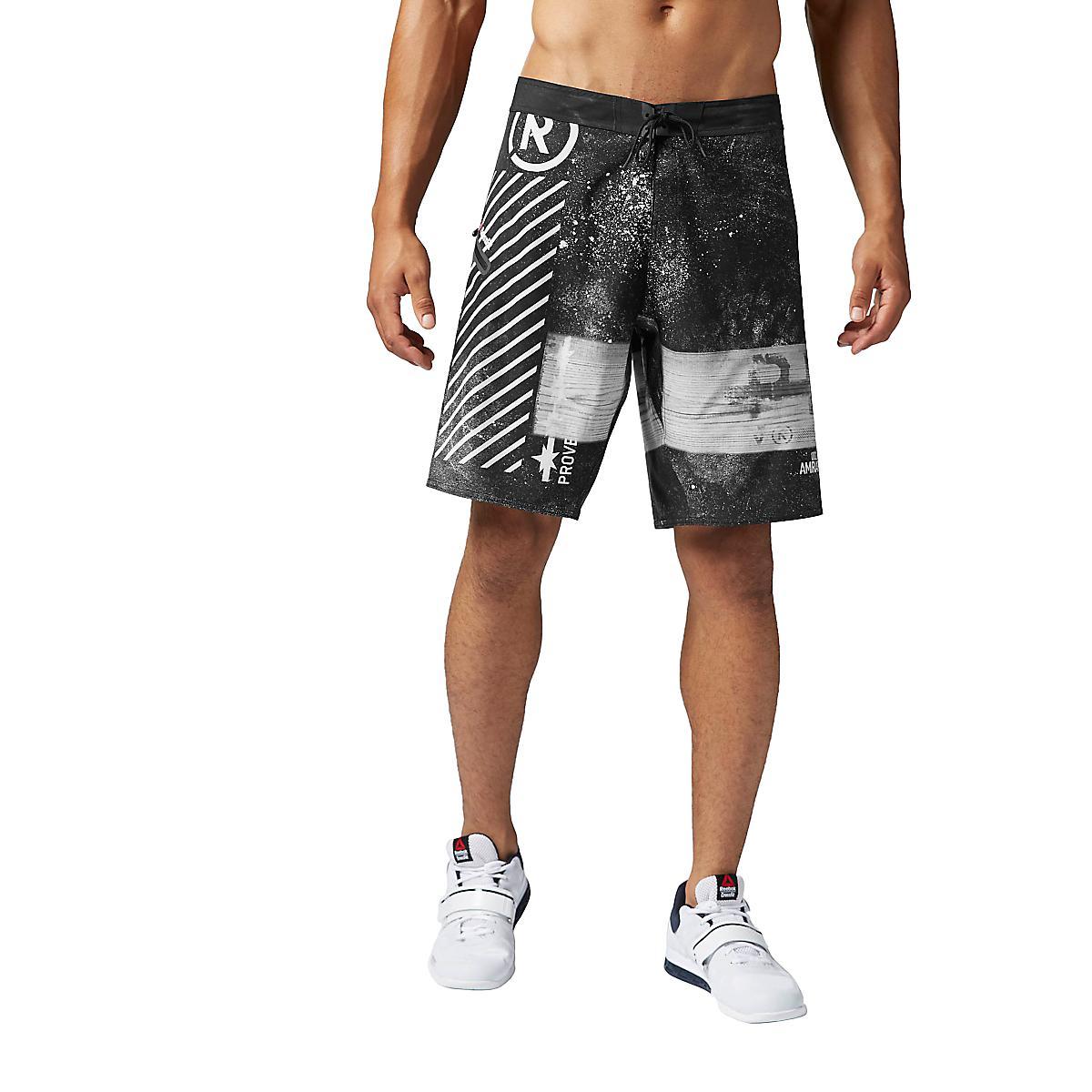 Men's Reebok�CrossFit Super Nasty Core Chalk Short