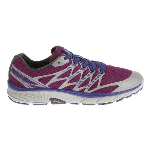 Womens Merrell Bare Access Ultra Trail Running Shoe - Purple 6.5
