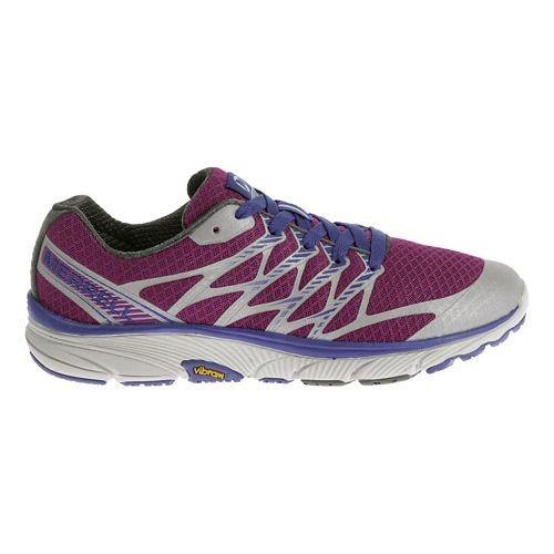 Womens Merrell Bare Access Ultra Trail Running Shoe - Purple 7.5