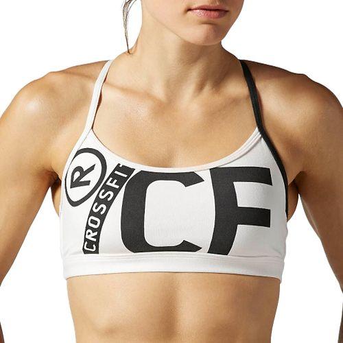 Women's Reebok�CrossFit Skinny Strap Graphic Bra
