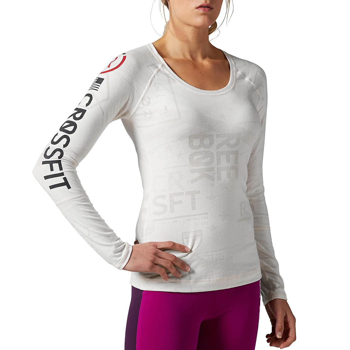 Women's Reebok�CrossFit Burnout Long Sleeve