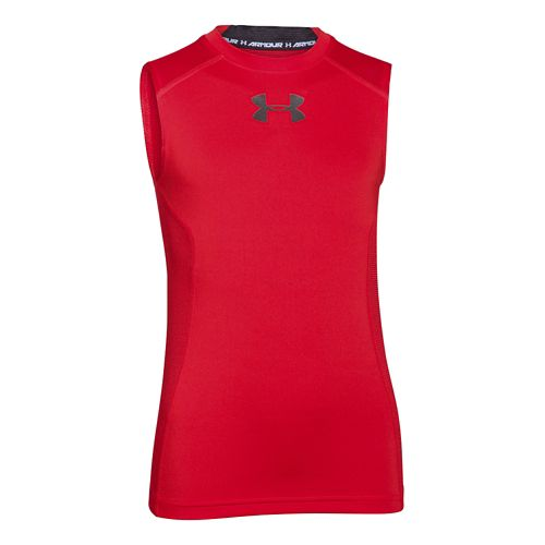 Men's Under Armour�Up HeatGear Fitted Sleeveless T