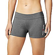 Womens Reebok CrossFit Chase Bootie Unlined Shorts