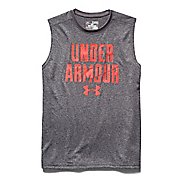 Kids Under Armour Lock Up T Sleeveless Technical Tops