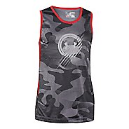 Kids Under Armour UPF Tank Sleeveless Technical Tops