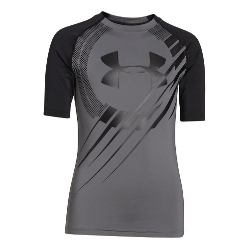 Kids Under Armour�Show Me Sweat 1/2 Sleeve T