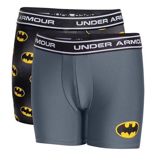 Kids Under Armour�Alter Ego Batman BoxerJock 2-Pack