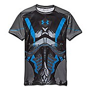 Mens Under Armour Alter Ego Future Compression Shirt Short Sleeve Technical Tops