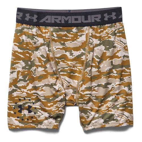 Men's Under Armour�Woodland Camo Compression Short
