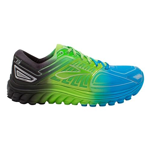 Mens Brooks Glycerin 13 Aurora Running Shoe - Ombre 10.5
