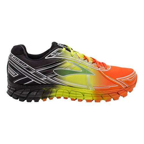Mens Brooks Adrenaline GTS 15 Aurora Running Shoe - Ombre 8