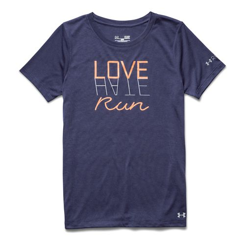 Women's Under Armour�Love Hate Run Shortsleeve Crew