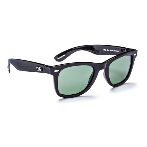 ONE Dylan Polarized Sunglasses - Black