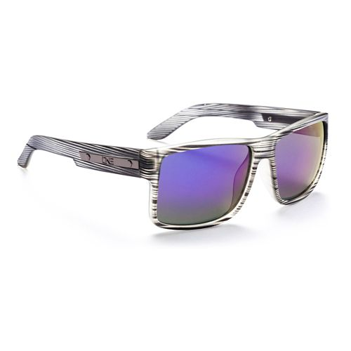ONE Festivus Polarized Sunglasses - Matte Grey