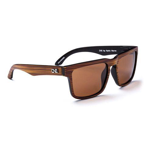 ONE Mashup Polarized Sunglasses - Matte Driftwood