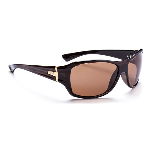 Womens ONE Athena Polarized Sunglasses - Driftwood Brown