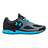 Womens Under Armour MicroG Mantis 2 NiteBrite Running Shoe